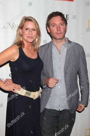 Patricia Duff and Kevin MacDonald
