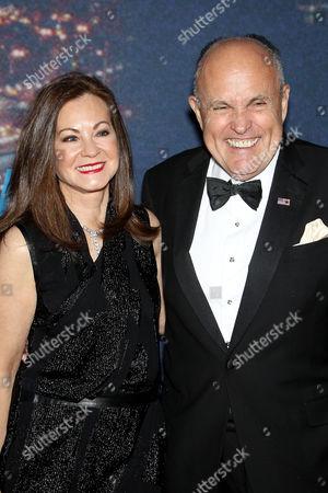 Judith Nathan Giuliani, Rudy Giuliani