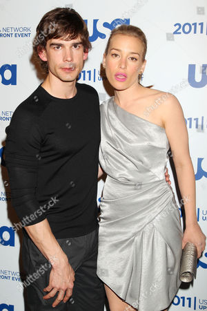 Chris Ord and Piper Perabo