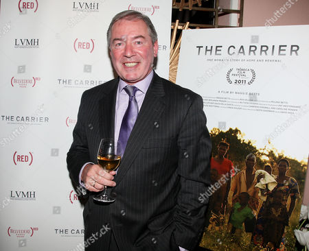 Jim Clerkin (President and CEO of Moet Hennessy)
