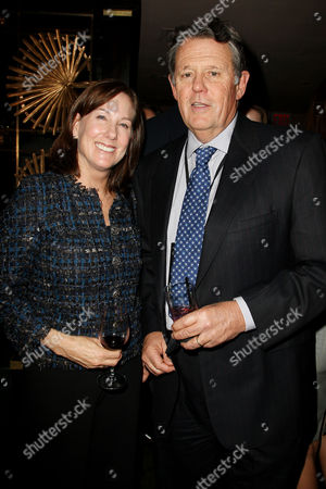 Stock Photo of Kathleen Kennedy and Roland Betts