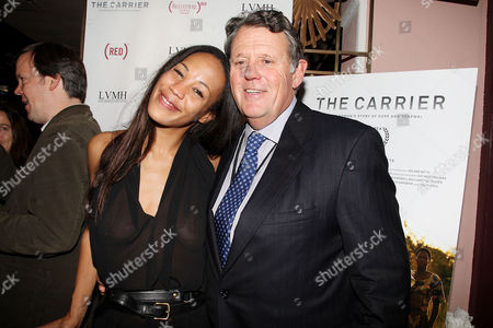 Editorial picture of 'The Carrier' premiere after party, New York, America - 21 Apr 2011