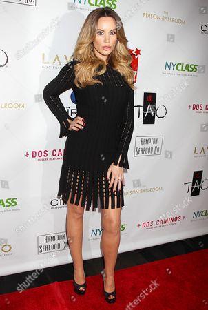 Editorial image of A Night of New York Class gala, New York, America - 23 Oct 2012