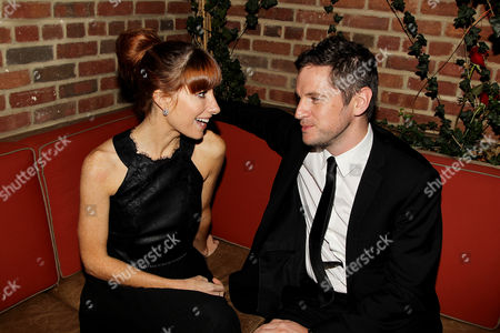 Gary Shore (Director) with fiancee