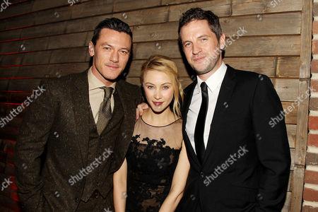 Sarah Gadon, Luke Evans, Gary Shore (Director)