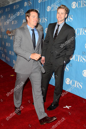 Chris O'Donnell and Christopher J Hanke