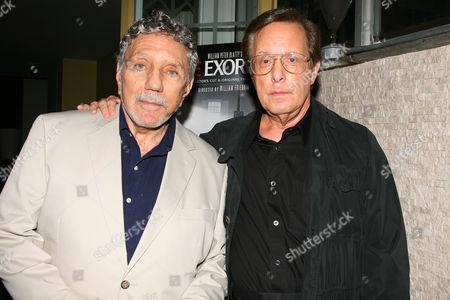 William Peter Blatty and William Friedkin