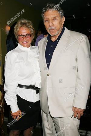 Ronnee Sass and William Peter Blatty
