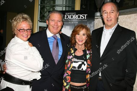 Stock Image of Ronnee Sass, Jeffrey Baker, Linda Blair and Thomas Lucas
