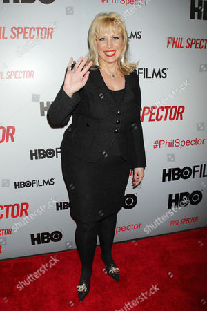 Editorial photo of 'Phil Spector' TV programme premiere, New York, America - 13 Mar 2013