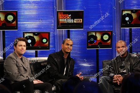 Editorial image of 'Kings of Rock: Rock Hall Inductees 09' for FUSE Music Network, New York, America - 10 Mar 2009