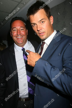 Ron Stein (Producer and Distributor) and Josh Duhamel