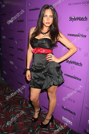 Editorial picture of 'The Romantics' Film Screening, New York, America - 07 Sep 2010