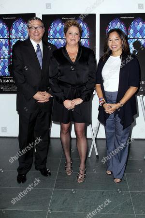 Reverend Rob Schenck, Abigail Disney, Lucy McBath