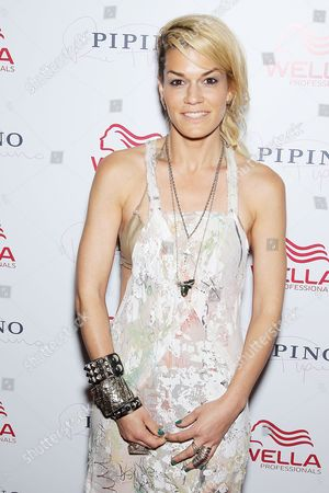 Editorial picture of Wella Professionals Care & Styling Launch Opening of Pipino 57, New York, America - 17 May 2011
