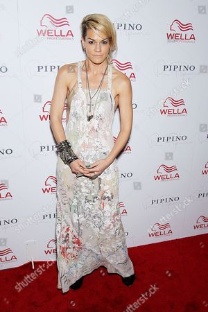 Editorial image of Wella Professionals Care & Styling Launch Opening of Pipino 57, New York, America - 17 May 2011