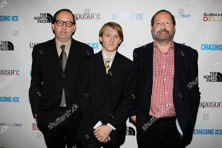Dan Braun, Ben Braun, Josh Braun (Submarine)