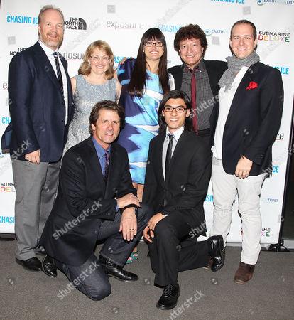 Stock Photo of David Cornfield, Linda Cornfield, Paula Dupre Pesmen, Jerry Aronson, J. Ralph, James Balog, Jeff Orlowski
