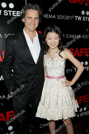 Lawrence Bender and Catherine Chan