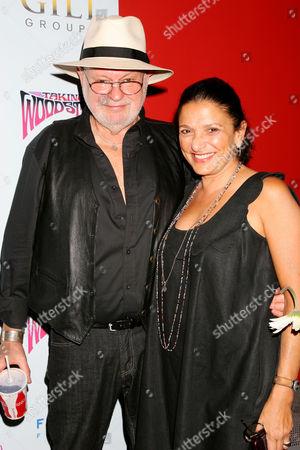 Elliot Tiber (Author) and Celia Costas (Producer)