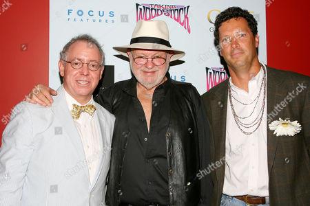 Editorial picture of 'Taking Woodstock' film premiere at the Landmark Sunshine Cinema in New York, America - 29 Jul 2009