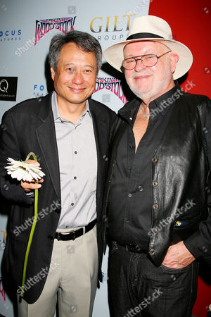 Ang Lee (Director) and Elliot Tiber (Author)