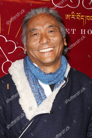 Editorial picture of Tibet House 25th Anniversary US Benefit Dinner Reception, New York, America - 21 Feb 2013