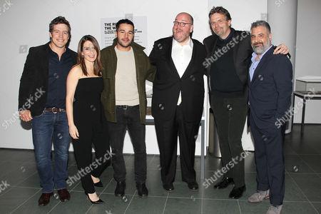 Editorial photo of 'Whiskey Tango Foxtrot' film screening, New York, America - 21 Feb 2016