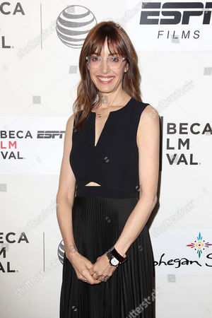 Editorial image of 'Play It Forward' documentary premiere, Tribeca Film Festival, New York, America - 16 Apr 2015