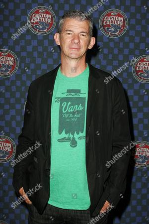 Kevin Bailey (Vans' President)
