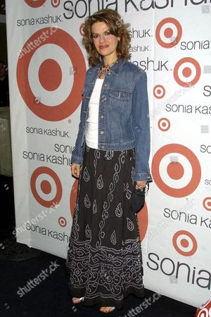 Editorial image of LAUNCH OF SONIA KASHUK BOOK REAL BEAUTY, NEW YORK, AMERICA - 27 MAR 2003
