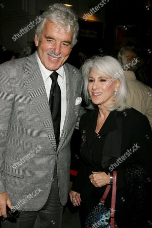 Dennis Farina with Jane