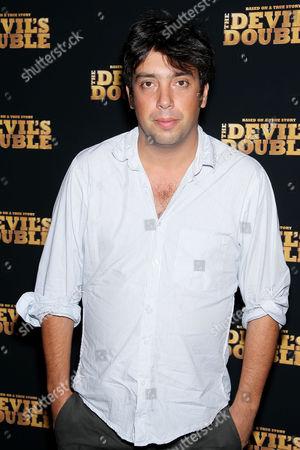 Editorial image of 'The Devil's Double' film screening, New York, America - 25 Jul 2011