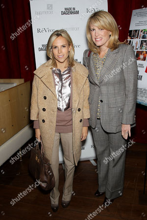 Stock Image of Tory Burch, Kate Betts