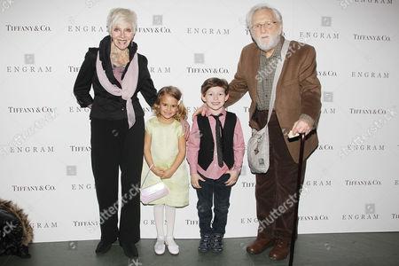 Lucille Patton, Julia Falletti, Joey Green, Alvin Epstein