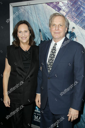 Stock Image of Lucy Fisher, Douglas Wick (Producers)