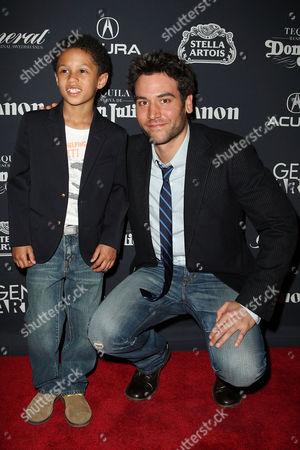 Editorial image of GenArt Film Festival 'Happythankyoumoreplease' film premiere, New York, America - 07 Apr 2010