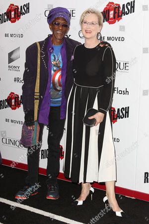 Editorial picture of 'Ricki and the Flash' film premiere, New York, America - 03 Aug 2015