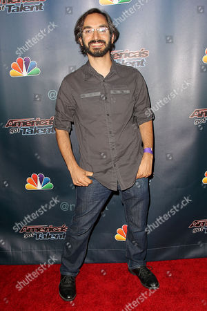 Editorial photo of 'America's Got Talent' Season 10 event, New York, America - 12 Aug 2015