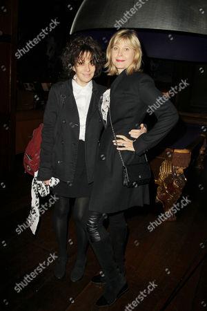Amy Heckerling and Lauren Versel