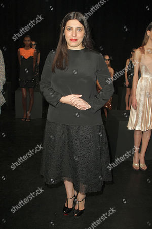 Editorial image of Revlon Sponsors the Giulietta show, Spring/Summer 2013, Mercedes-Benz Fashion Week, New York, America - 13 Sep 2012