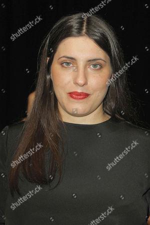 Stock Image of Sofia Sizzi (Giulietta designer)