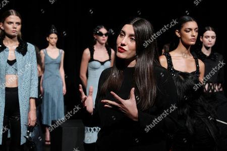 Stock Picture of Sofia Sizzi (Giulietta designer)