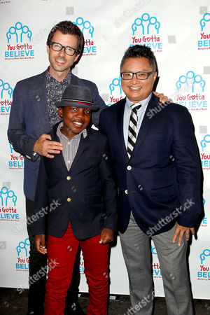Editorial image of 'Voices for the Voiceless: Stars for Foster Kids' event, New York, America - 29 Jun 2015