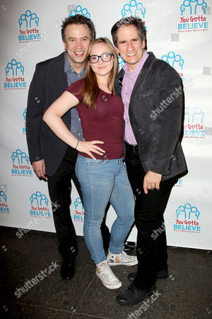 Seth Rudetsky with Family