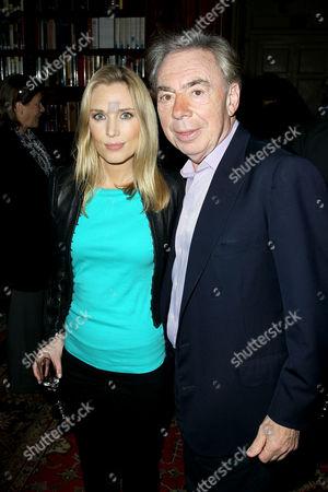 Imogen Lloyd Webber, Sir Andrew Lloyd Webber