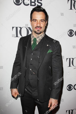 Editorial image of 2014 Tony Awards Meet the Nominees photocall, New York, America - 30 Apr 2014