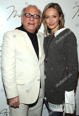 Editorial photo of Max Azria show for Autumn / Winter 2007 / 2008, Mercedes-Benz fashion week, New York, America - 05 Feb 2007