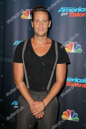 Editorial photo of 'America's Got Talent' Post-Show, New York, America - 28 Aug 2013