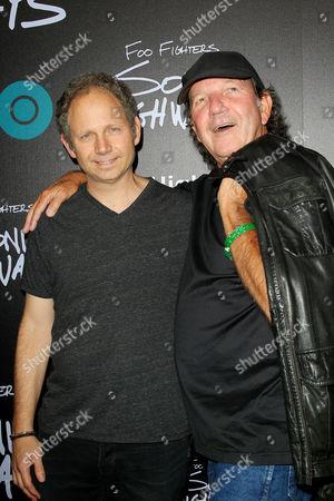 Rob Burnett and Tony Joe White